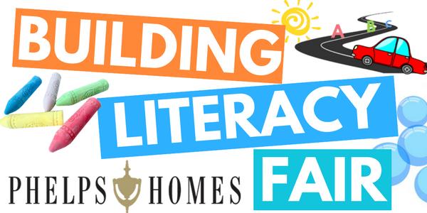 Building Literacy 2018 widget