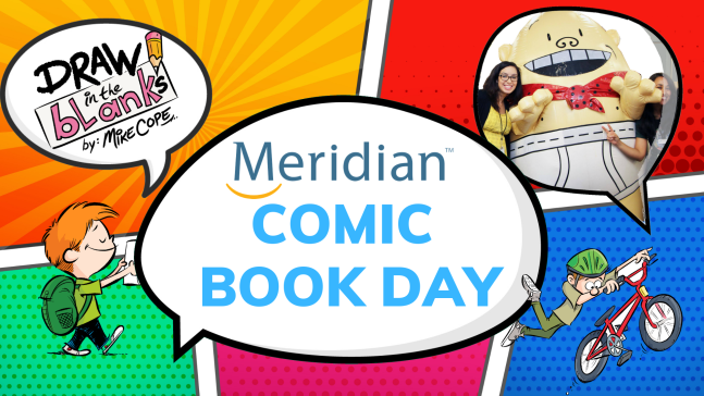 Copy of FB cover - comic book day