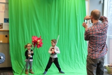Green Screen William and Victoria Norman (7)